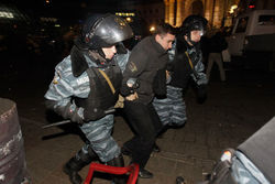 Сегодня в Украине освобожден последний из задержанных активистов