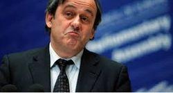 Платини прочат должность президента ФИФА
