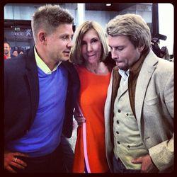 PR в шоу-бизнесе: солист «Hi-Fi» Фомин женился на известной телеведущей