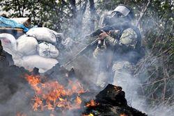 СМИ: под Луганском расстреляли 45 пленных украинцев