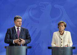 Киев прекратил бы огонь для доставки «гуманитарного конвоя» - Порошенко