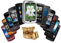 Определены самые популярные смартфоны в Интернете: iPhone 5 и Samsung Galaxy S4 - лидеры