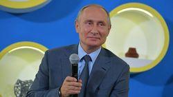 Путин и военное руководство России