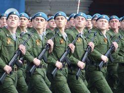 Российский десант отказывается ехать на Донбасс