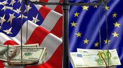 Курс доллара снижается к евро на 0,32% на Форекс после устойчивой инфляции в ЕС в июне