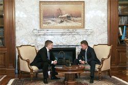 Россия продолжает использовать газ как инструмент давления на Украину