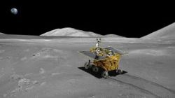 Китай отправляет на Луну собственный луноход
