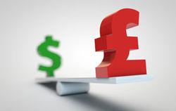 Коррекция британского фунта может завершиться
