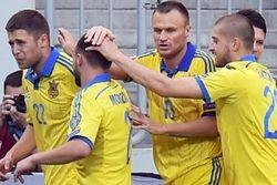 Украина разгромила Люксембург: ситуация в группе не изменилась
