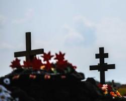 Еще одного комвзвода ВДВ похоронили в Воронежской области