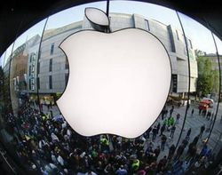Приложение для OS 8 совместно разрабатывается   Apple и Shazam