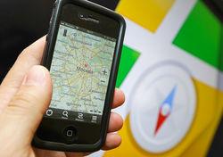 Яндекс объявил о продаже своих карт