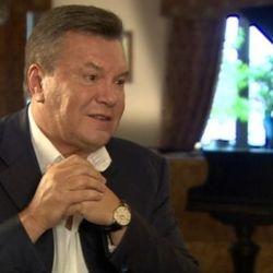 Янукович в интервью озвучил тайные пожелания Кремля – эксперты