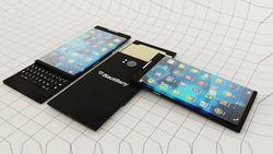 В Сети появились официальные фото BlackBerry Priv на Android