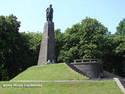 22 мая прах Тараса Шевченко перезахоронили в Каневе