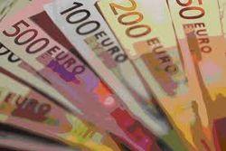Евро сделал новый скачок над белорусским рублем