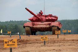 Танковый биатлон обойдется налогоплательщикам РФ в 1,7 млрд. рублей