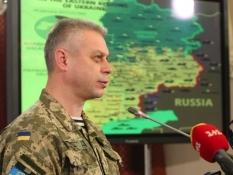 Силы АТО приложат все усилия для освобождения пленных – Лысенко