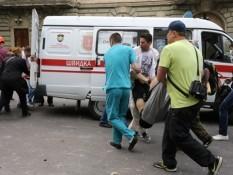 Медпомощь раненым в Одессе оказывается на высшем уровне – замминистра