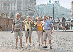 Турпоток в Россию сократился в 2-3 раза из-за событий в Украине