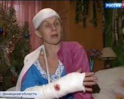 Телеканал «Россия 1» показал липовую жертву из-под Волновахи