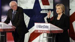 Хиллари Клинтон лидирует на праймериз Демократической партии