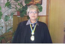 Судья Мария Калибова