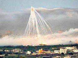 Террористы просят Москву прислать фосфорные боеприпасы – Геращенко