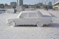 К концу января Украину окутают 30-градусные морозы