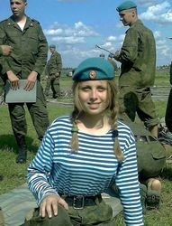 Бунт солдат, ВДВ