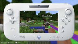 Minecraft выйдет на Wii U этим летом