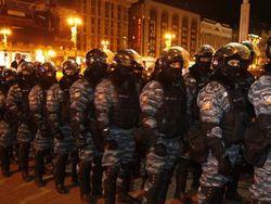 Amnesty International жестко критикует власть Украины за разгон Евромайдана