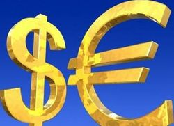 Трейдеры назвали возможные движения валютной пары евро/доллар