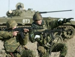 Военные учения в Бухаре вызвали панику среди населения