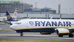 Ирландский лоукост Ryanair