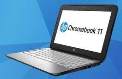 HP готовится к продажам ноутбука для учащихся - Chromebook 11 G4 EE