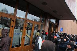 Оппозиция отмежевалась от захвата ОГА по всей Украине