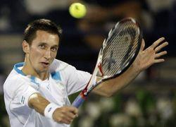 Теннисист Стаховский привез из США бронежилеты для бойцов АТО