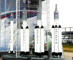 """Новейшая российская ракета """"Ангара"""" не стартовала – автоматика дала отбой"""