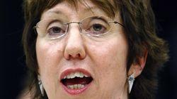 Еврокомиссар Кэтрин Эштон едет в Киев для улаживания политического кризиса