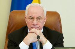 Украина: оппозиция собрала достаточно подписей для голосования по отставке Азарова
