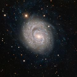 НАСА: Новые снимки туманности «Голова ведьмы» и галактики «Фейерверк» поразили астрономов