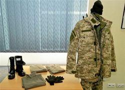 В Мариуполе военные начали получать верхнюю зимнюю одежду