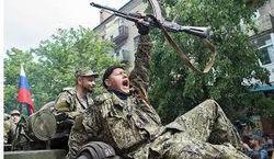 Кто страшнее – «зеленые человечки» из России или боевики ИГ?