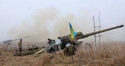 Бойцы АТО готовятся ко второму этапу отвода вооружения