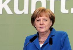 Меркель объявила, что будет в четвертый раз бороться за кресло канцлера ФРГ