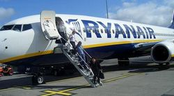 """Полеты лоукостера Ryanair из """"Борисполя"""" под угрозой срыва"""