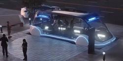 Tesla будет выпускать подземный электробус