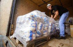 В Северодонецк доставлено 500 тонн гуманитарной помощи