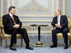 Януковичу и Путину готовят на подписание 13 документов